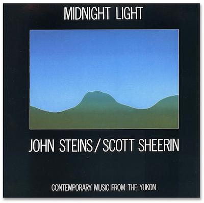 Midnight Light album by John Steins and Scott Sheerin