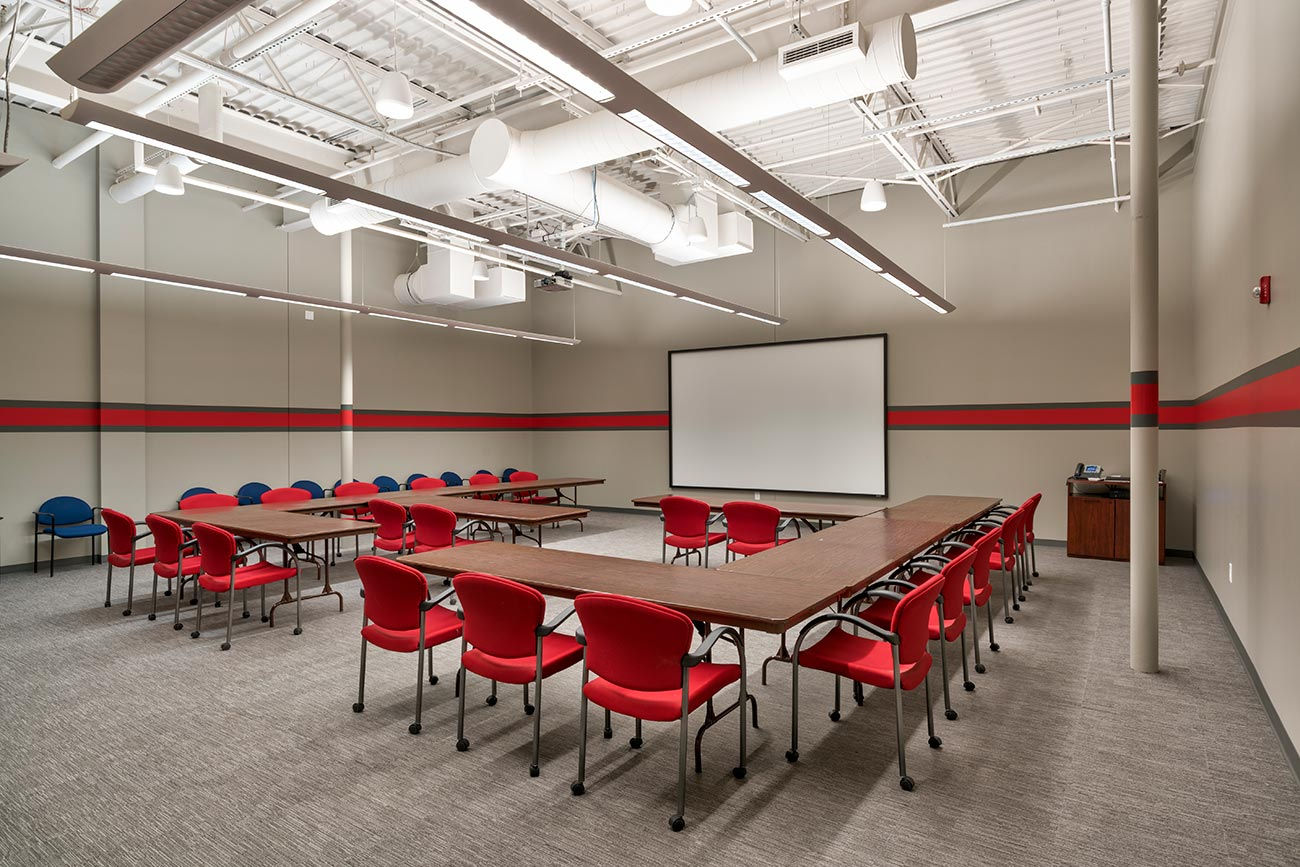 Advanced Technology Services  Johnston Design Group