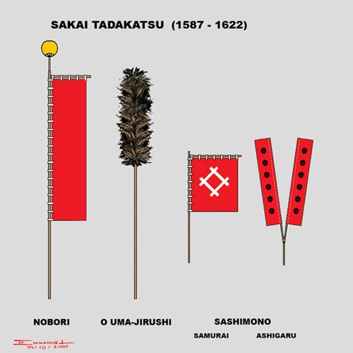 HISTORICAL ARTWORK OF SAMURAI BA