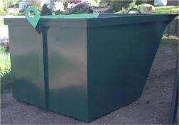 Rear Load Dumpster