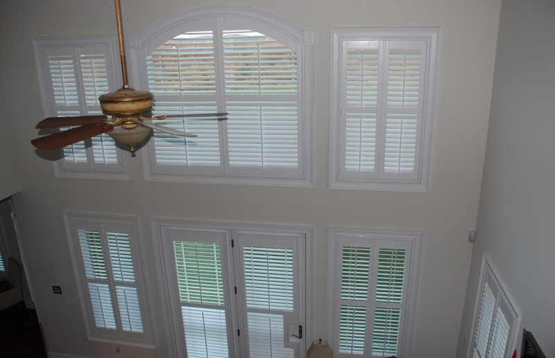 Window Shutters Arched Amp Plantation Shutters Bucks County PA