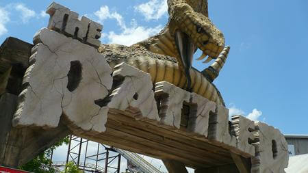 The troubled history of the Rattler at Six Flags Fiesta Texas