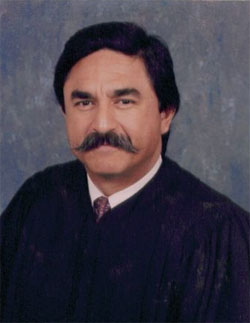 Judge Manuel Bañales