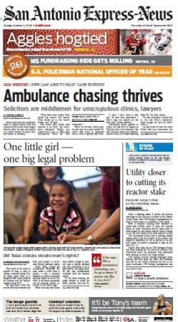 Ambulance Chasing Thrives