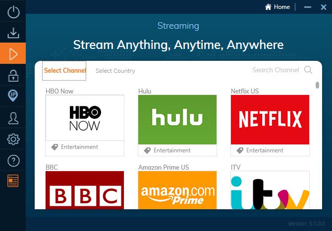 Ivacy VPN 看 Netflix