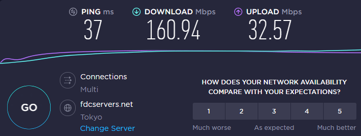 VPN 連結日本伺服器