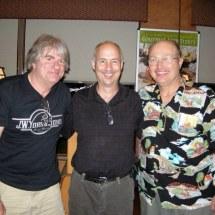 John, Randy, and Gene