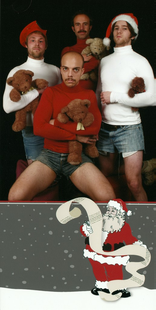 Creepy Holiday Portraits From Sears Portrait Studio
