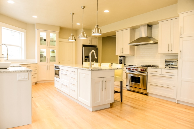 kitchen contractors 33 x 22 sink general remodeling portland or ikea ramsjo white oregon
