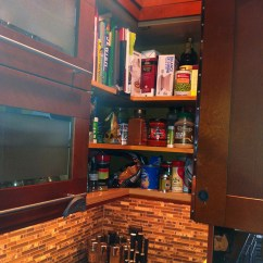 Ikea Solid Wood Kitchen Cabinets Bar Cart General Contractors Remodeling Portland Or ...