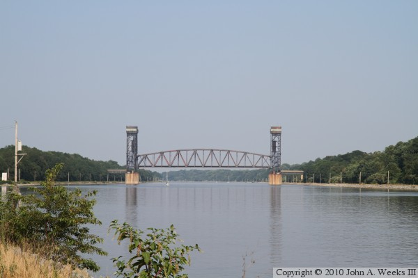 Conrail Bridge Kirkwood DE