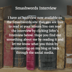 Smashwords Interview with John Wegener