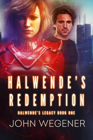 Halwende's Redemption available as ebook.
