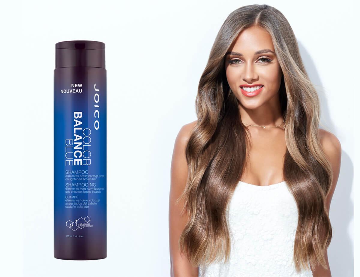Color Balance Blue Shampoo Joico