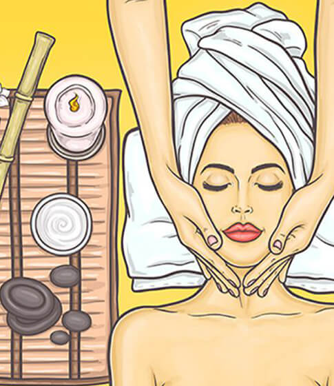Refresh Facial and Body Scrub Package