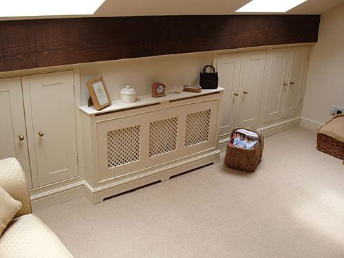 Handcrafted bespoke radiator covers made in YorkshireFine Wood Designs Ltd