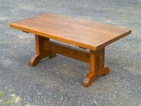 Easy Wood Coffee Table Plan - The Joinery Plans Blog