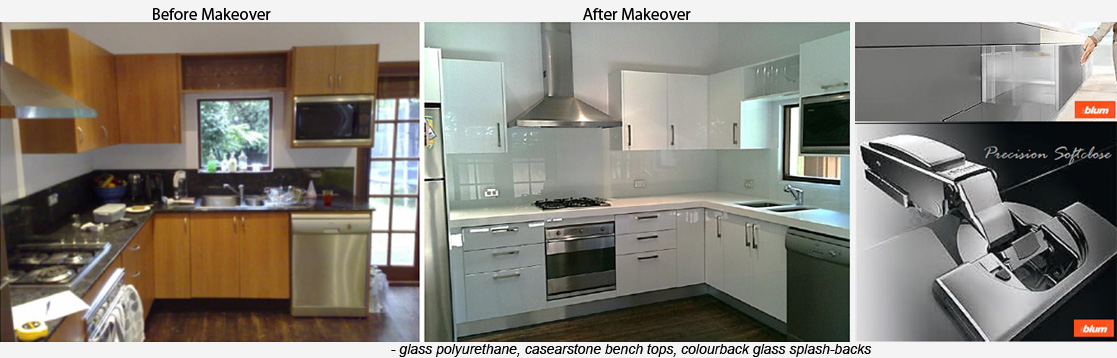 kitchen facelift grater renovations makeovers sydney quality cabinet makeover ideas inner west central coast north eastern