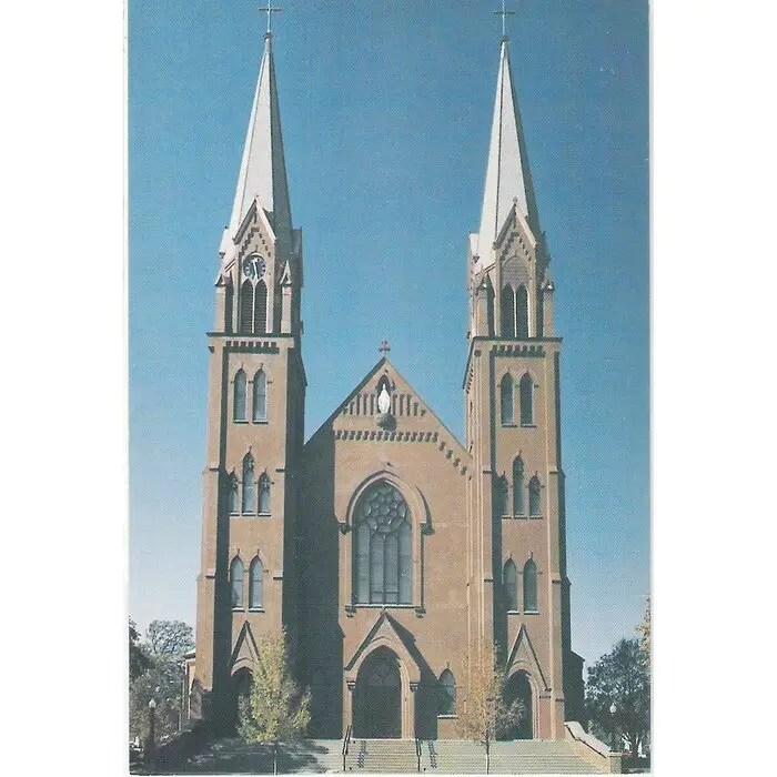 Church Of St Mary  Sleepy Eye MN  Roman Catholic Churches near me