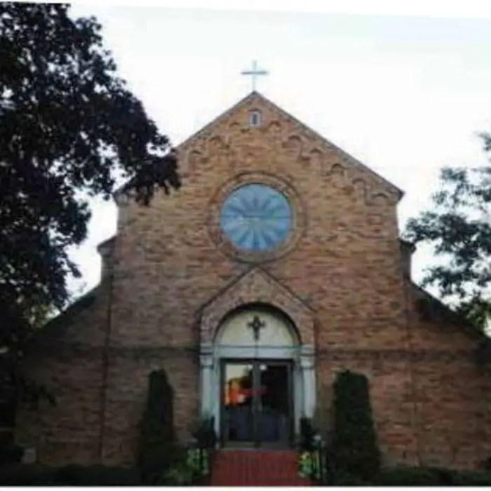 St Francis Borgia Church  Pigeon MI  Roman Catholic Churches near me