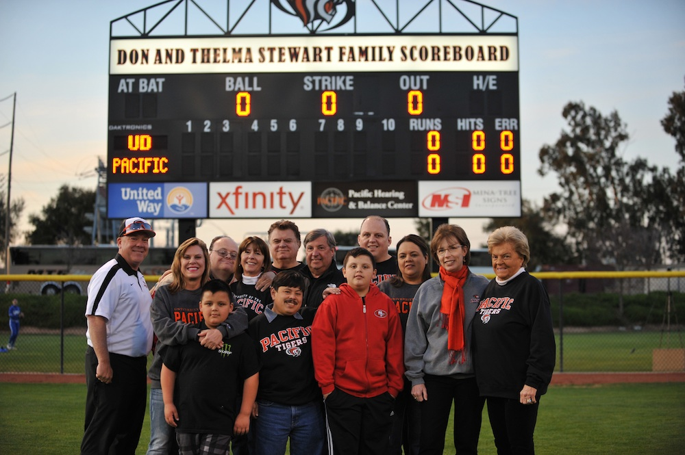 Bill Simoni Field Upgrades