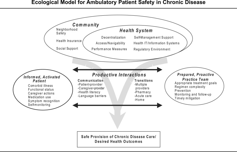 Refocusing the Lens: Patient Safety in Ambulatory Chronic