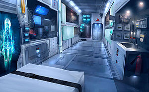 Olympus Station  OtherSpace Encyclopedia Galactica