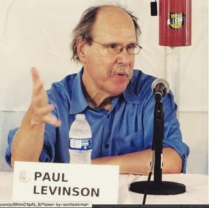 [OTHERVIEW Q&A] Paul Levinson #amwriting #storytelling