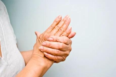 joint pain thumb hand