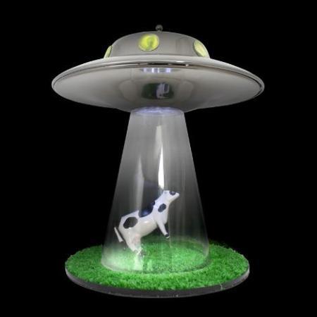 alien lampada