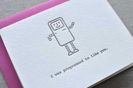 san valentino cartolina