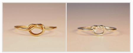 anello con nodo