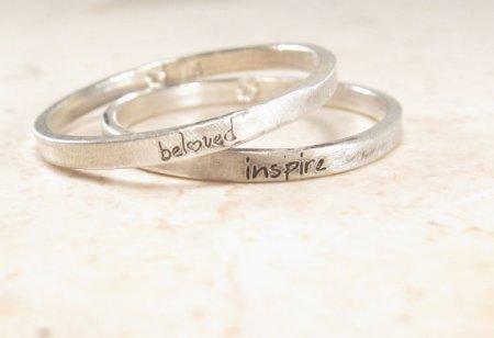 anello personalizzato