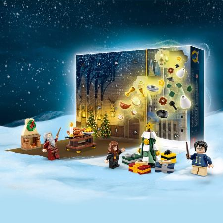 calendario avvento harry potter