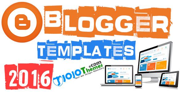 Premium Free Blogger Templates 2021