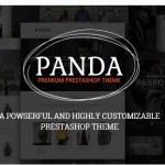 Panda – Responsive Prestashop Theme v1.3.1