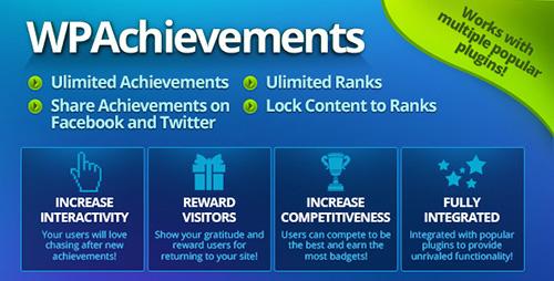 WPAchievements – WordPress Achievements Plugin v8.2.0