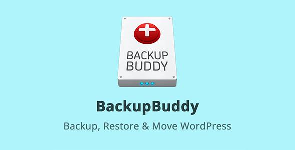 BackupBuddy - The Original WordPress Backup Plugin v8.2.0.9