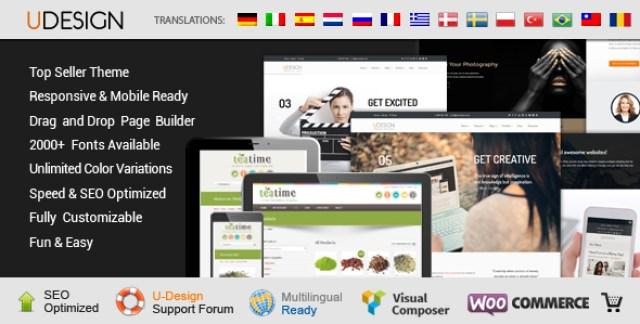 uDesign - Responsive WordPress Theme v2.13.17