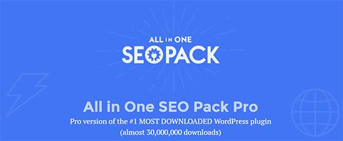All in One SEO Pack Pro WordPress Plugin v2.5.4