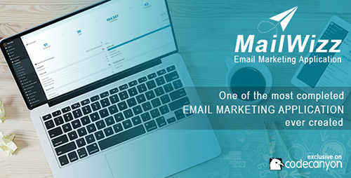 MailWizz v1.5.1 - Email Marketing Application