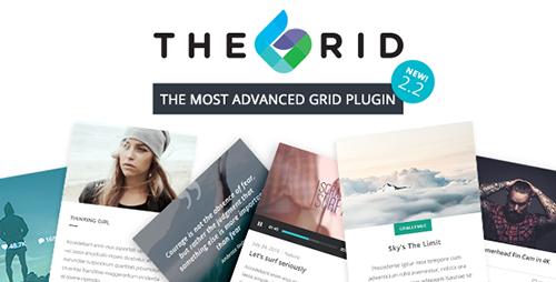 The Grid – Responsive WordPress Grid Builder v2.3.5