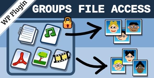 Groups File Access WordPress Plugin v1.6.3