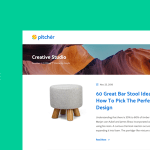 Pitcher v1.0 - Theme for Any Content