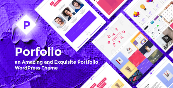 Porfolio v1.1 - Creative Agency & Personal Portfolio Theme