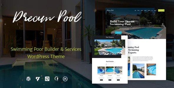 Bassein v1.0.1 - Swimming Pool Service WordPress Theme