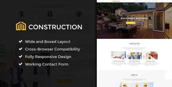Construction v1.0.3 - Business & Building Company