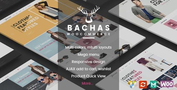 Bachas v1.3.1 - Responsive WooCommerce Theme