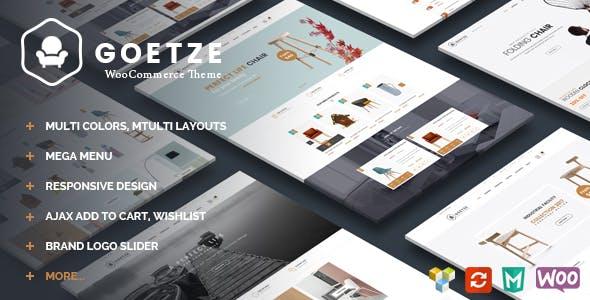 Goetze v1.3 - Responsive WooCommerce WordPress Theme