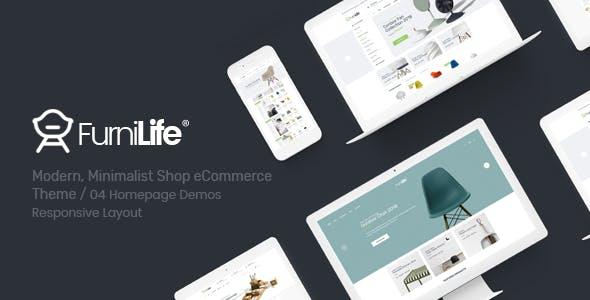Furnilife v1.4.5 - Furniture Theme for WooCommerce WordPress
